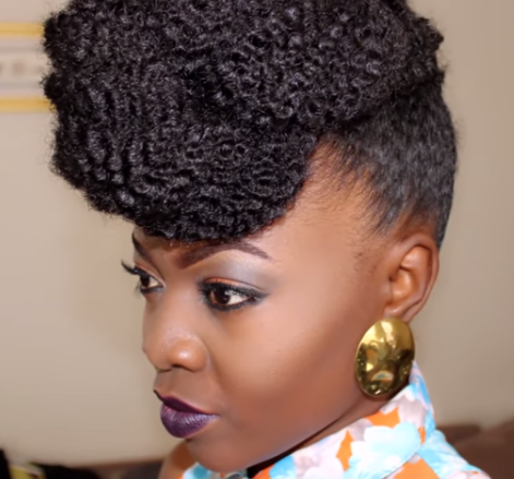 Sometimes, when you want to look extra special, that 5 day old twist-out just won't do. When the natural hair movement started out there weren't a whole lot of style ideas floating around, but now ...