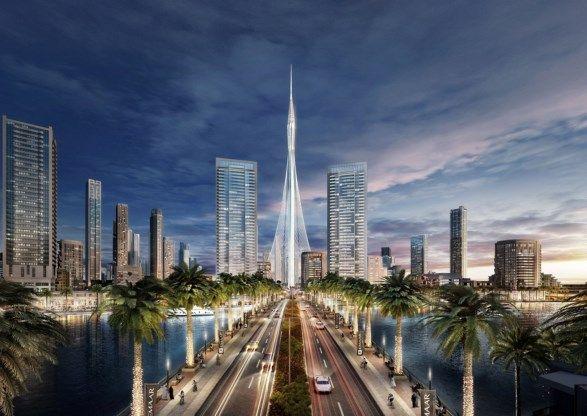 Bouw gestart van nieuwe 'hoogste toren ter wereld' - De Standaard: http://www.standaard.be/cnt/dmf20161011_02513090