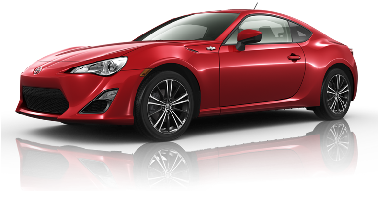 Scion FRS (brother to Subaru BRZ and Toyota 86) This is