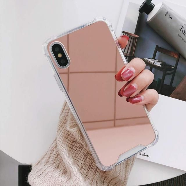 Ultra Slim Mirror Case for iPhone Iphone hard case