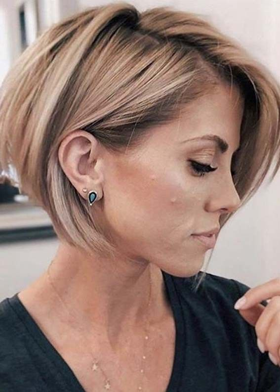 Fantastic Short Haircuts Trends to Create in 2020