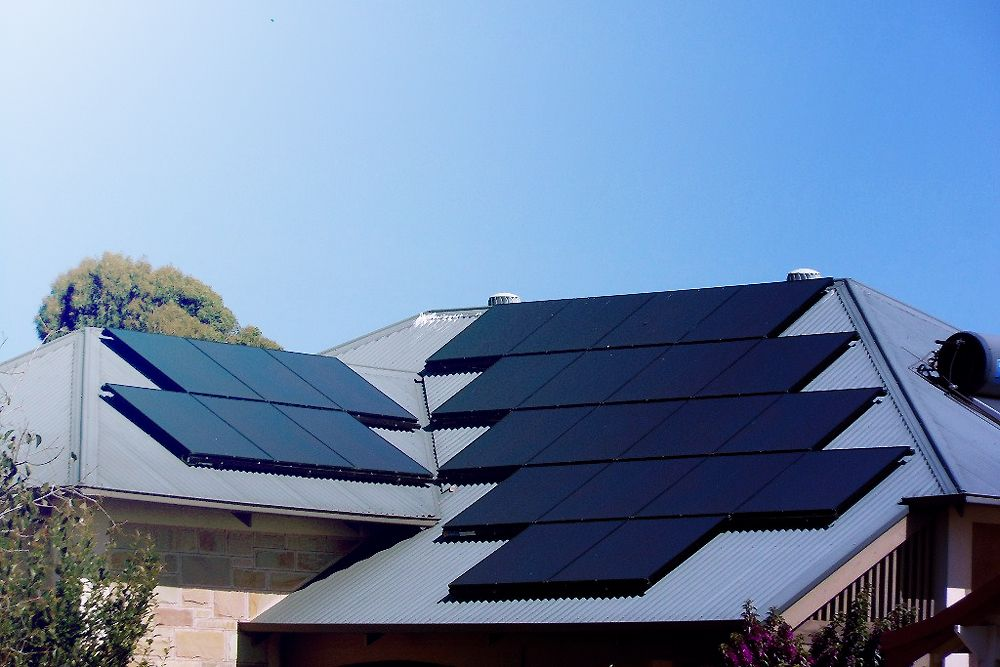 Solar Rooftop For Home Solar Solar Panels Solar Power