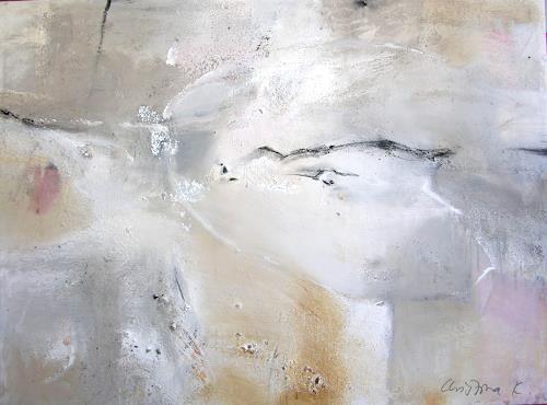 """Christina Kläfiger, """"Winterkeim"""" Mit einem Klick auf """"Als Kunstkarte versenden"""" versenden Sie kostenlos dieses Werk Ihren Freunden und Bekannten."""