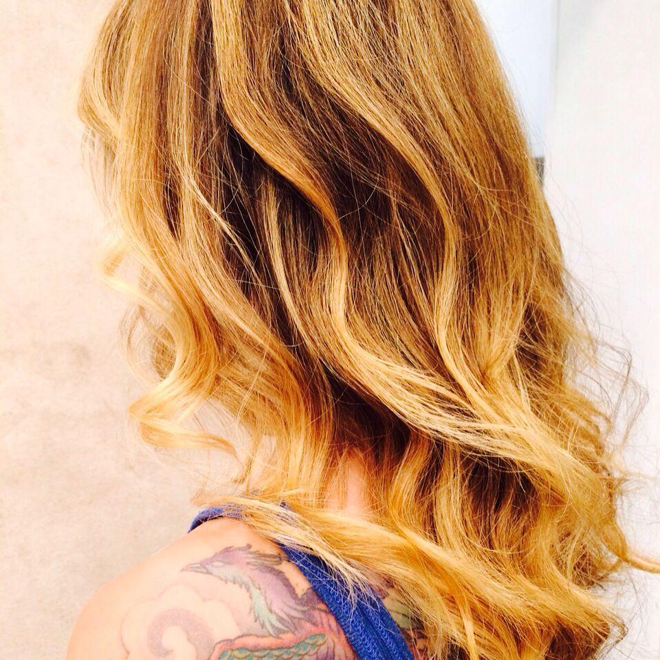 Miami Beach cotonato #firenze#capelli lunghi