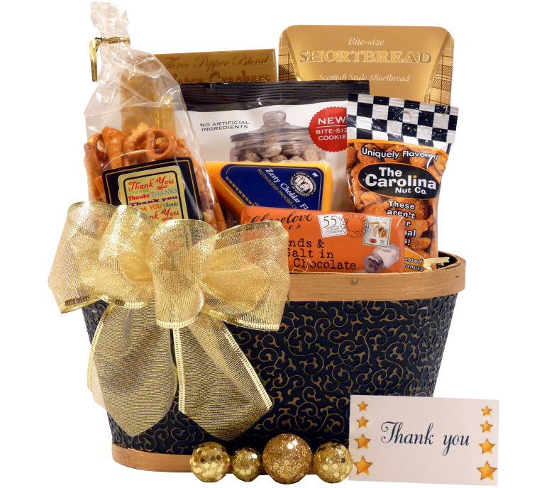 Sneak Preview Christmas Gifts Are Here Thank You Gift Baskets Christmas Gifts Gifts