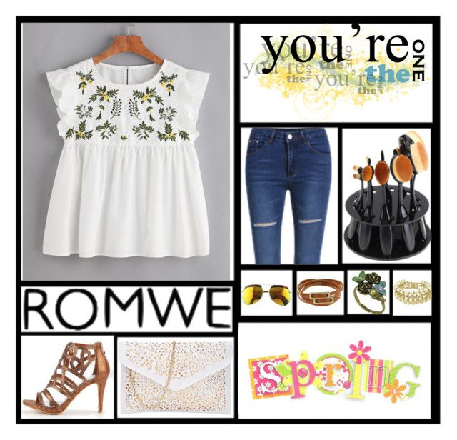 """romwe"" by perfex ❤ liked on Polyvore"