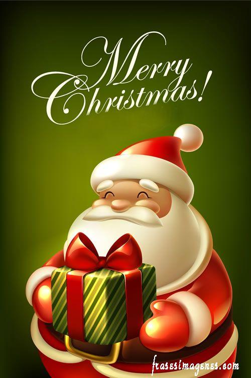 Merry Christmas 2013 Feliz Navidad En Ingles Jpg 500 752 Tarjetas De Navidad Gratis Postales Navidad Feliz Navidad En Ingles