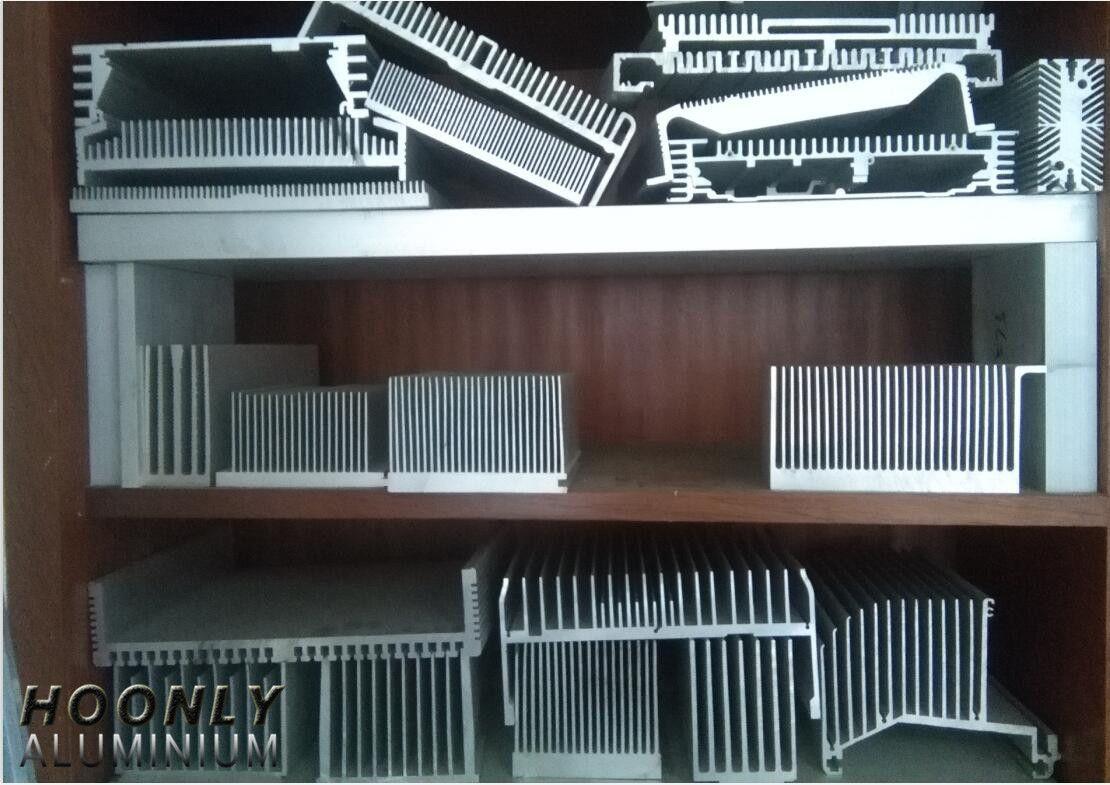 Custom Aluminum Extrusion Process | Extruded Aluminium Heat