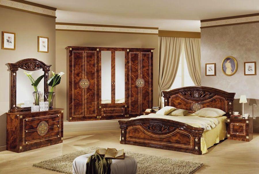 Italian Clic Bedroom Design Furniture By Em Italia