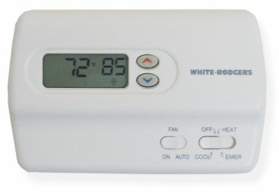 1f89 211 Thermostat By White Rodgers 63 02 Digital Thermostat