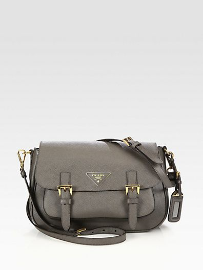 60cb5f0185 Prada Saffiano Lux Messenger Bag. This is bag is  1 on my want list ...