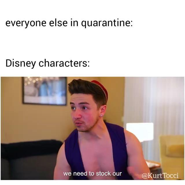 Photo of Disney in Quarantine