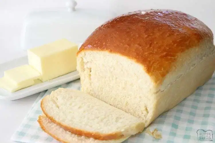 Buttermilk Bread Baked Fresh In Your Kitchen With This Easy Recipe Buttermilk Bread Is Soft Has Incre In 2020 Homemade Buttermilk Buttermilk Bread Buttermilk Recipes