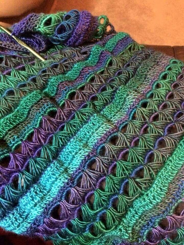 Random Broomstick Garden Pinterest Crochet Broomstick Lace
