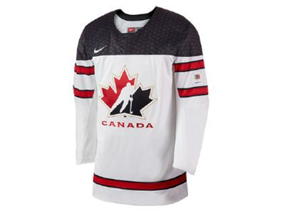 Canada Hockey Nike Iihf Twill Noise Jersey Canada Hockey Team Canada Hockey Clothes