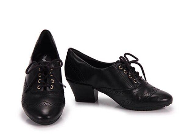 Sapato Comfortflex 1895303 | Preto | Coutope