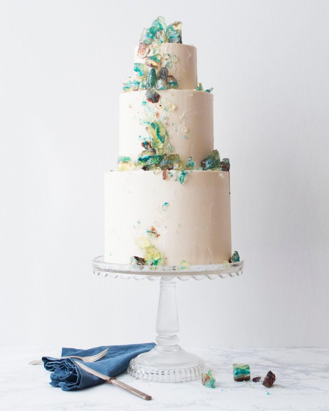 4 Ways to Customize a Store-Bought Wedding Cake | Pinterest | Buy ...