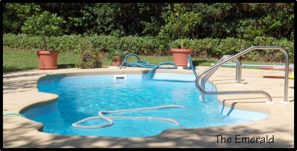 Pool Warehouse offers all shape and size swimming pool kit styles