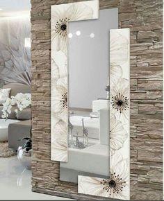 Espejo pasillo Ideas para el hogar Pinterest Pasillos Espejo