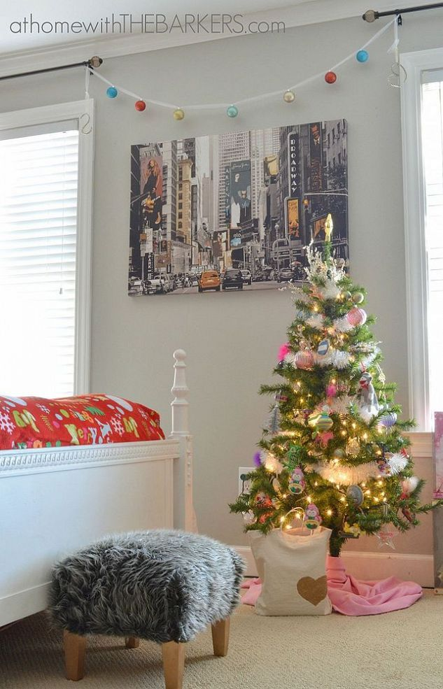 Holiday Decorating For Teen Girls Hometalk Diy Christmas