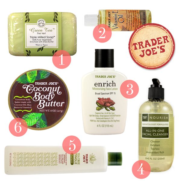 Best Trader Joe S Beauty Products Trader Joes Face Lotion Acne