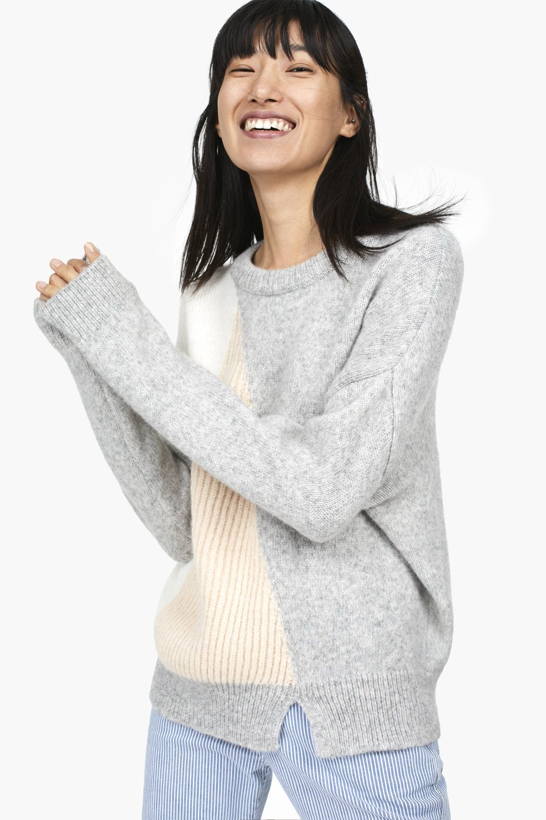 84d275bdc083 Royal Baby Alpaca Mix Knit Sweater