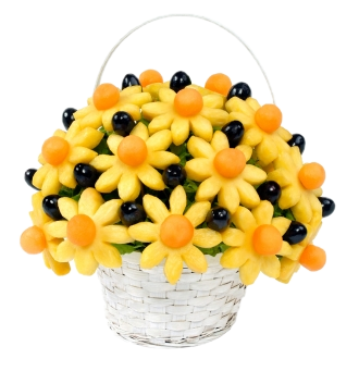 Strawberry tulip edible arrangements fresh fruit Fruit bouquet
