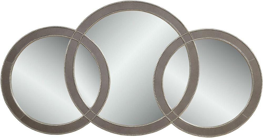Bassett Mirror Company Hollywood Glam Olympiad Wall Mirror