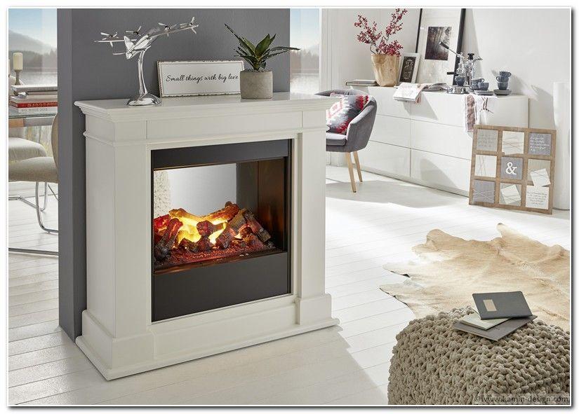 Monaco   EL Mit Opti Myst Feuer #wohnzimmer Ideen #ModerneKamine  #Elektrokamin #