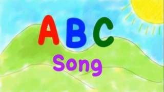 abc song for kindergarten