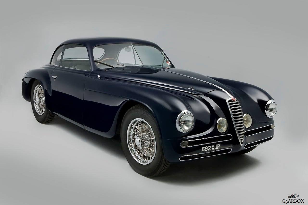 Alfa Romeo 6c 2500 Villa D Este Alfa Romeo Classic Cars Old