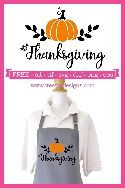 Quote Thanksgiving Pumpkin Free SVG Files 1055 Svg free