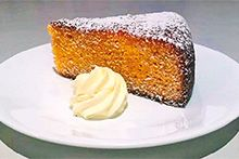 One of my favourites :-). Orange and almond cake (ABC Mid West - ABC Mid West)