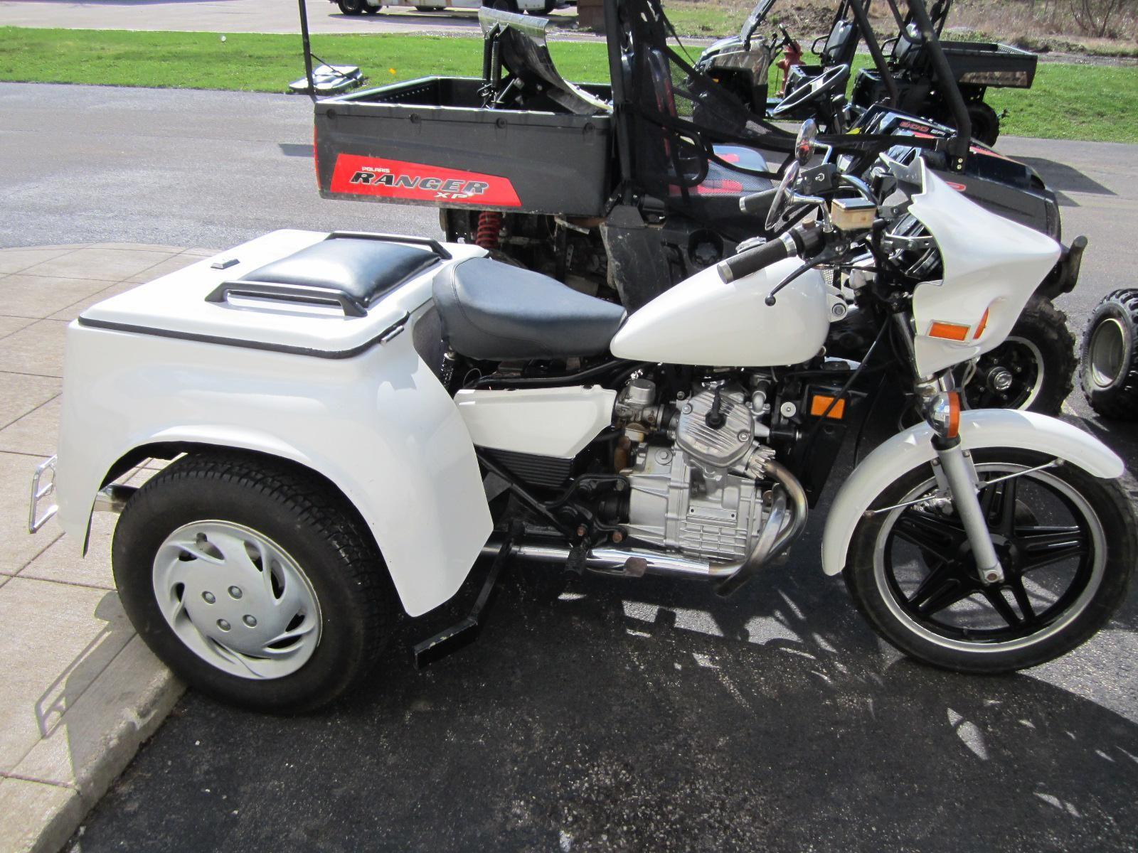1978 Honda Cx500 Trike Medina Oh Cycletrader Com Honda Cx500 Motorcycle Trike Motorcycle