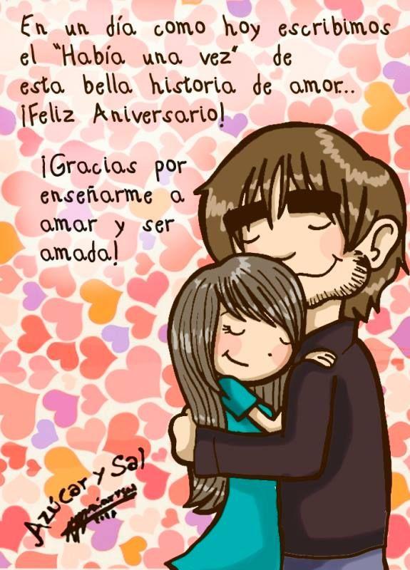 Aniversario Frase De Amor Frases Pinterest Love Love Words Y