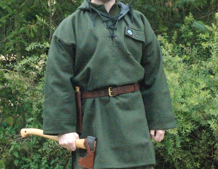 how to make a bushcraft anorak wool Google Search. This