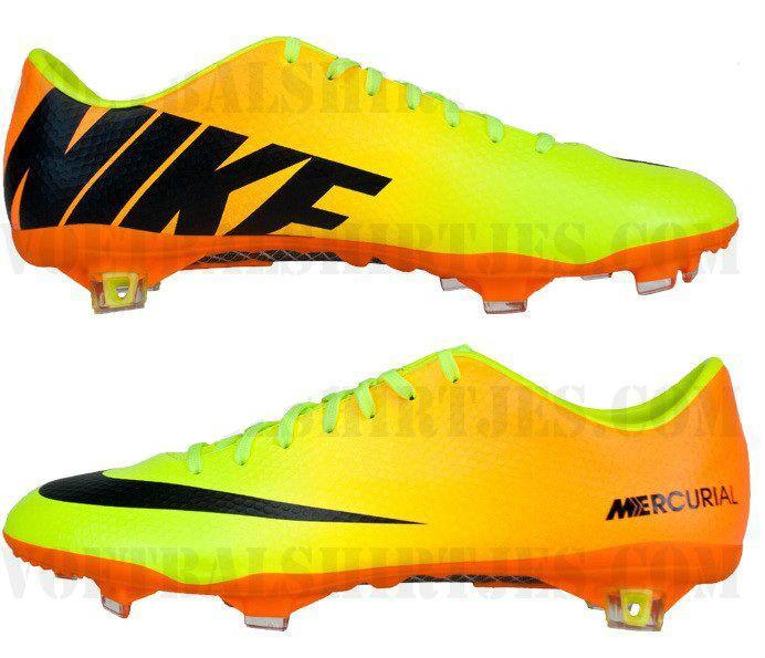 6ffdd778 Nike mercurial | Nike Mercurial Vapor IX Volt / Bright Citrus/ Black  Colorway Leaked .