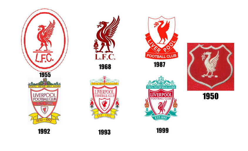 The Evolution of European Club Crests (Gallery) Football