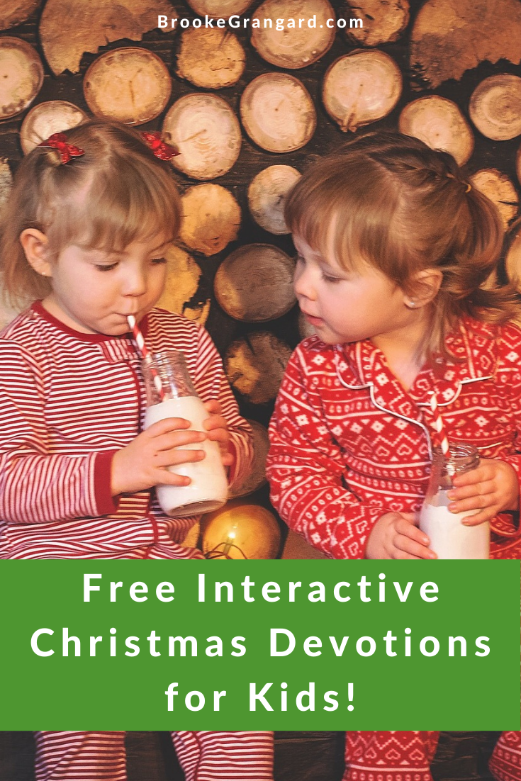 Free Advent Printables! The Road to Christmas From Eden