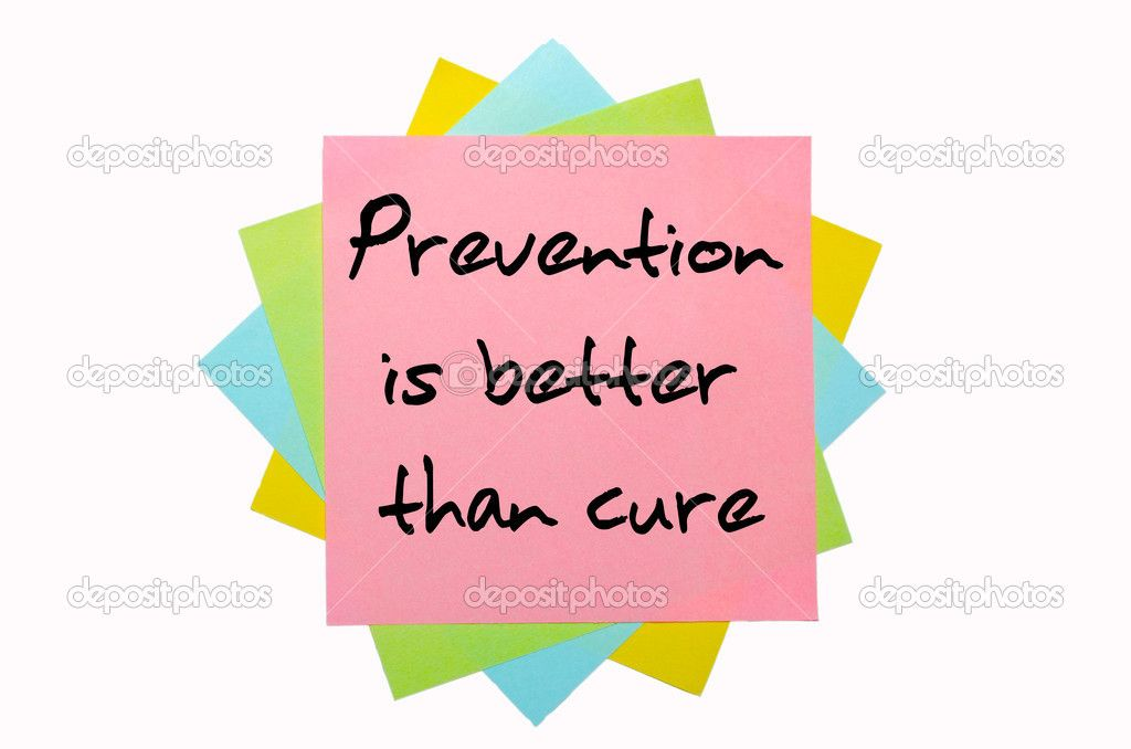 Prevention Is Better Than Cure Quotes: Voorkomen Is Beter Dan Genezen