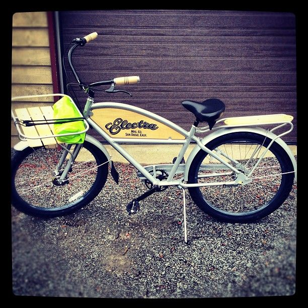 Love The Rack Electra Delivery Bike Classic Bikes I Want To