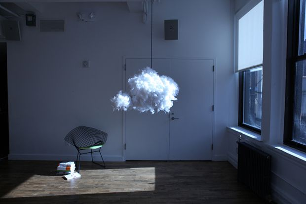 The Cloud Lamp By Richard Clarkson Cloud Lamp Lamp House Styles