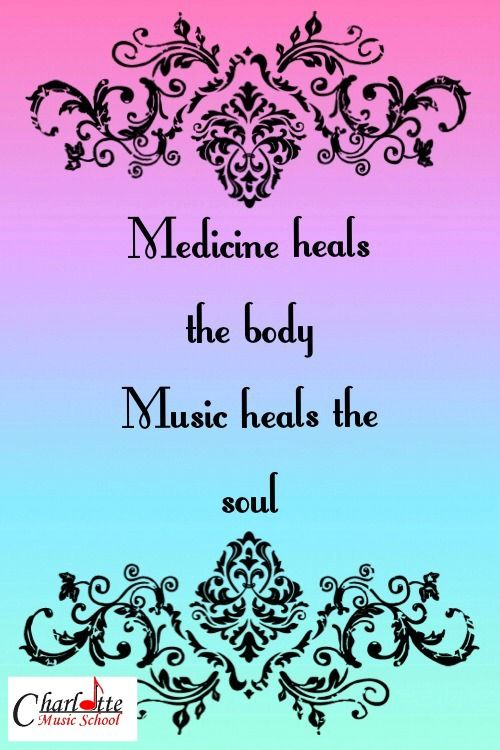 Music Heals The Soul Images