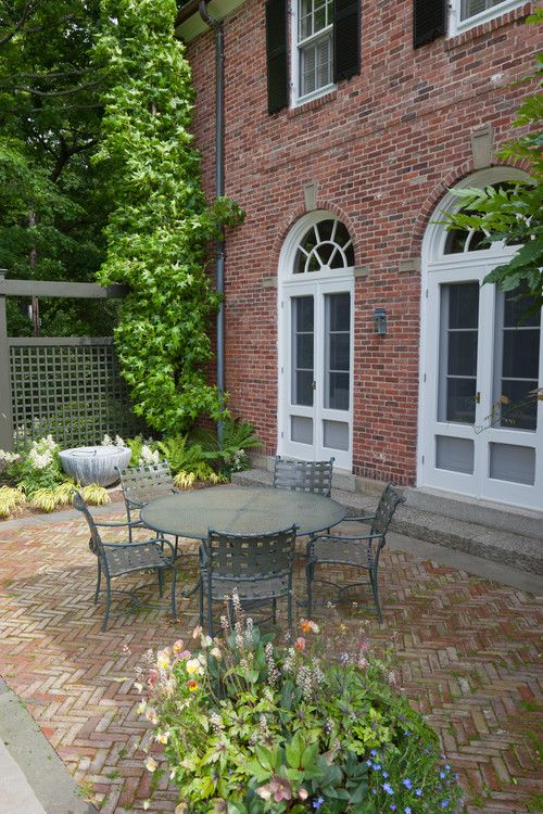56 Brick Patio Design Ideas 37 Is Stunning Brick Paver Patio