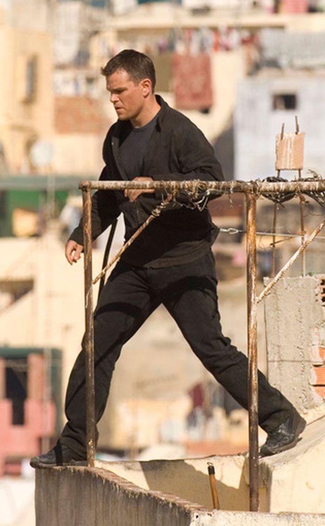 Photos From Matt Damon Movie Star E Online Matt Damon Jason Bourne Jason Bourne Movie