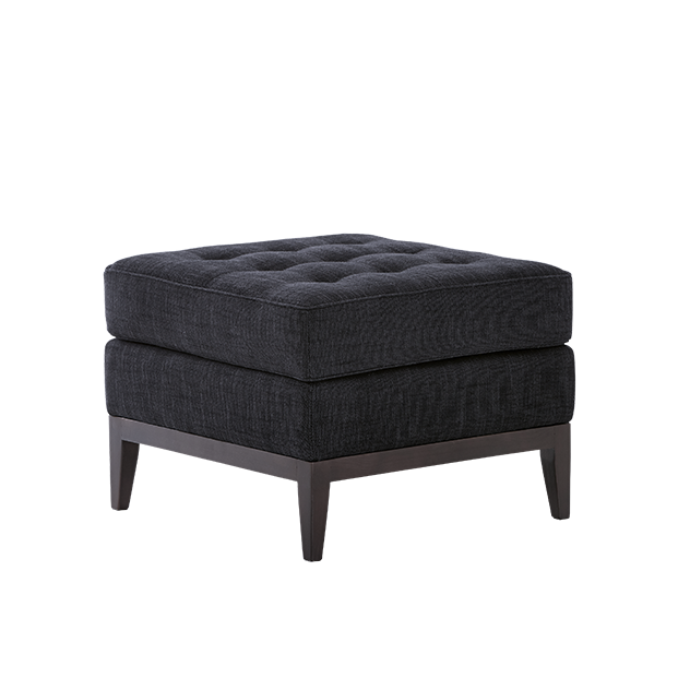 Carter Footstool Upholstery Ottoman Cost Of Goods