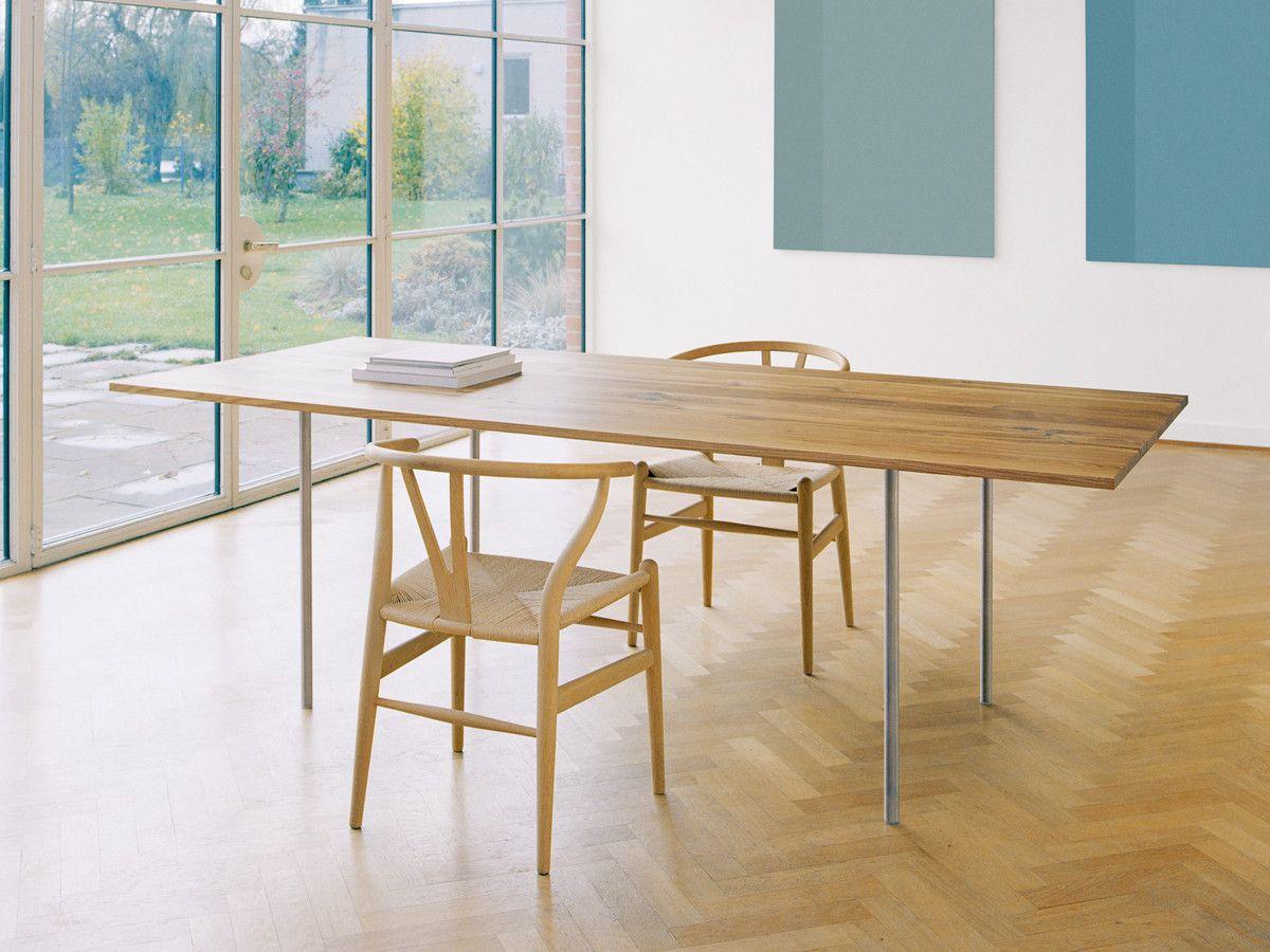 E15 Ta14 Anton Table Table Furniture Dining Table