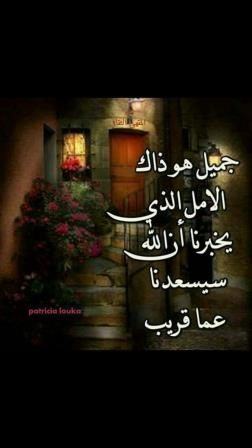 اجمل الصور و الكلمات عن الامل Arabic Quotes Life Mantras Friendship Quotes