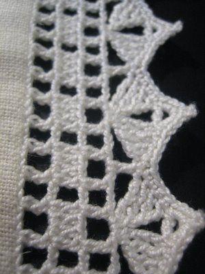 PAP barred crochet photo tut