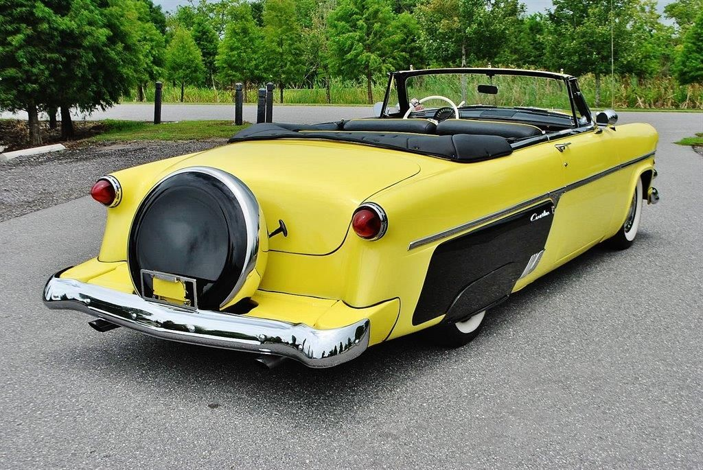 Pin By Hovie Nestor On Yellow On Cars And Motorcycles Classic Cars Trucks American Classic Cars Ford Classic Cars